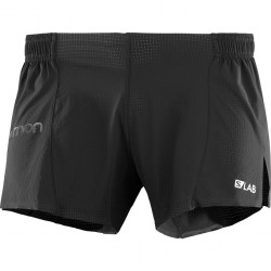Salomon S/LAB SHORT 4 M MEN BLACK