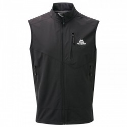 Mountain Equipment FRONTIER VEST BLACK