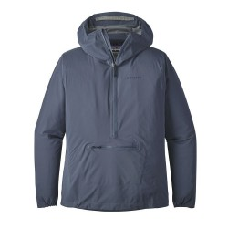 Patagonia Men's Stretch Rainshadow Pullover dolomite blue