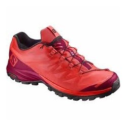 Salomon OUTPATH GTX W POPPY RED/SANGRIA/BLACK