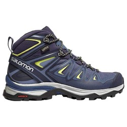 Salomon X ULTRA 3 MID GTX W crown blue/ev blue