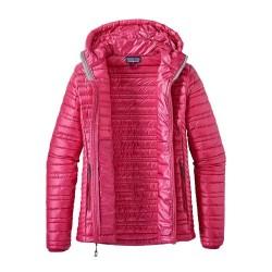 Patagonia Women's Ultralight Down Hoody craft pink