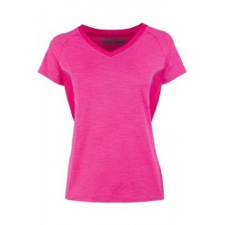 Rock Experience T-Shirt Argon Donna Fucsia