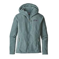 Patagonia Women's Performance Better Sweater™ Fleece Hoody  Cadet Blue