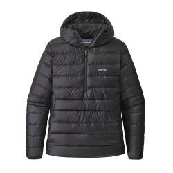 Patagonia Men's Down Sweater Hoody Pullover black