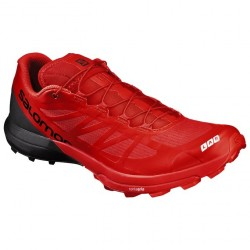 Salomon S/LAB SENSE 6 SG RACING RED/BLACK/WHITE