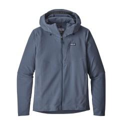 Patagonia Men's R1® TechFace Hoody dolomite blue