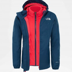 THE NORTH FACE GIACCA BAMBINA ELIANA RAIN TRICLIMATE