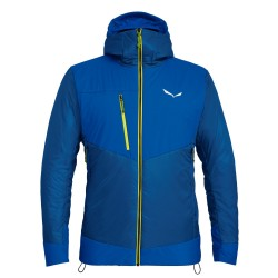 Salewa ORTLES TIROLWOOL® CELLIANT® GIACCA UOMO TRUE BLUE