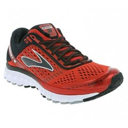 Brooks GHOST 9 HIGH RISK RED/BLACK/SILVER
