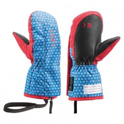 Leki LITTLE PLAY ZAP MITT royal/red