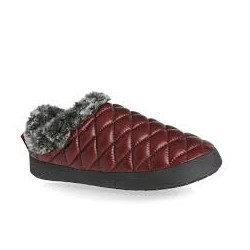 The North Face PANTOFOLE DONNA THERMOBALL™ TENT MULE FAUX FUR IV SHINY BAROLO