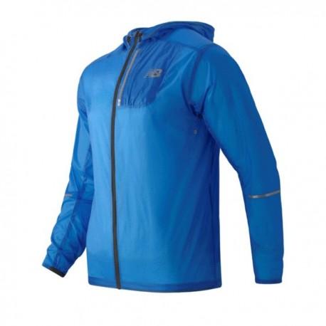 New Balance Lite Packable Jacket BOLT