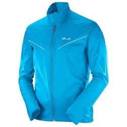 Salomon S-LAB LIGHT JKT M transcend blue