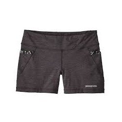 Patagonia WOMEN'S DIVERSIFLY SPEED SHORTS BLACK