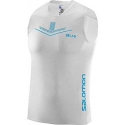 Salomon S/LAB SENSE TANK M WHITE