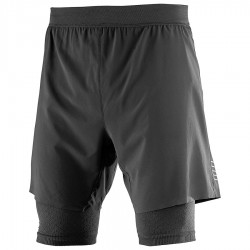 Salomon EXO MOTION SHORT M BLACK