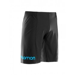 Salomon S-LAB SHORT 9 M BLACK