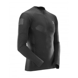 Salomon EXO MOTION HZ LS TEE M BLACK