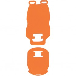 Ct Climbing ANTIBOOT CT ARANCIO PER  Ice e Pro Light
