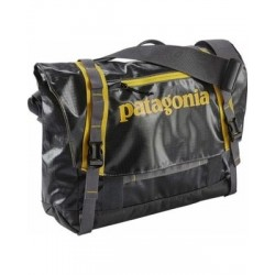 Patagonia BLACK HOLE® MINI MESSENGER 12L Forge Grey w/Chromatic yellow