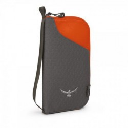 Osprey DOCUMENT ZIP POPPY ORANGE