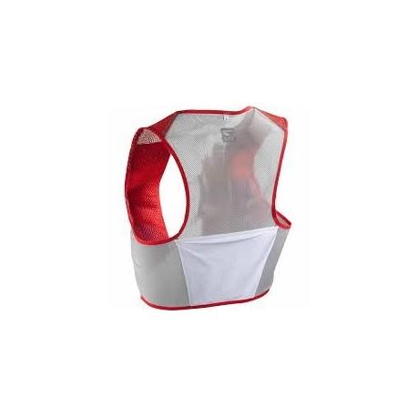 Salomon S-LAB SENSE 2 SET WHITE/RACING RED