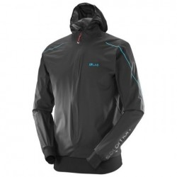 Salomon S-LAB HYBRID JKT U BLACK