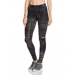 The North Face TIGHTS DA CORSA DONNA MOTUS TNF BLACK CITY LIGHTS PRINT