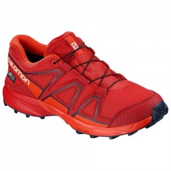Salomon SPEEDCROSS CSWP J high risk/cherry tomato/n