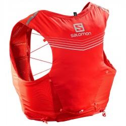 Salomon ADV SKIN 5 SET UNISEX fiery red