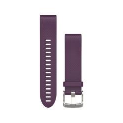 Garmin Cinturini per orologio QuickFit™ 20 silicone viola ametista