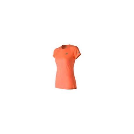 New Balance NB Ice 2.0 Short Sleeve W mango