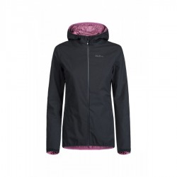 Montura SEASONAL HOODY JACKET WOMAN nero/malaga