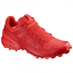 Salomon SPEEDCROSS 5 W HIGH RISK RED/BARBADOS CHERRY/BARBADOS CHERRY