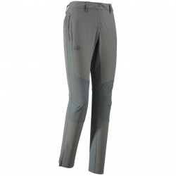 Millet LD ONEGA STRETCH PANT CASTLE GRAY/URBAN CHIC