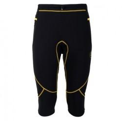 La Sportiva NUCLEUS TIGHT 3/4 M black/yellow