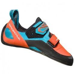 La Sportiva KATANA FOOTWEAR CLIMBING - MAN TANGERINE/TROPIC