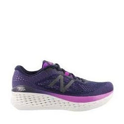 New Balance Fresh Foam More Voltage Violet with Pigment