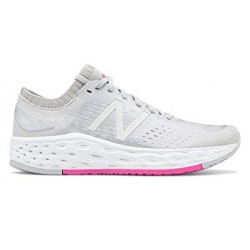 New Balance Fresh Foam Vongo v3 Summer Fog with Voltage Violet
