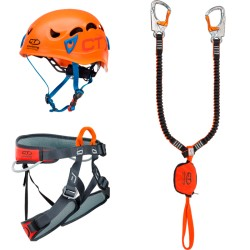 Ct Climbing KIT FERRATA PLUS GALAXY