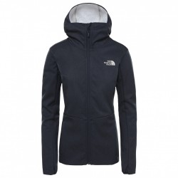 The North Face GIACCA SOFTSHELL DONNA QUEST HIGHLOFT urban navy heather