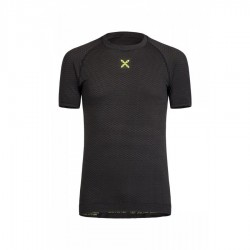 Montura SEAMLESS WARM T-SHIRT nero