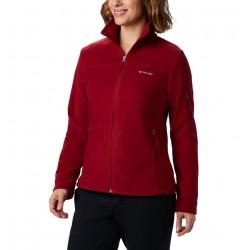 Columbia Fast Trek™ II Jacket da donna beet daredevil