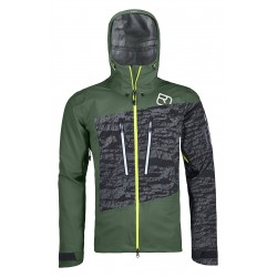 Ortovox 3L GUARDIAN SHELL JACKET M MERINO GUARDIAN SHELL GREEN FOREST