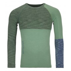 Ortovox 230 COMPETITION LONG SLEEVE M green isar blend