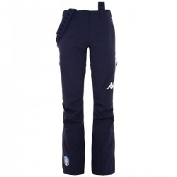 KAPPA PANTALONE 6CENTO 622 HZ FISI0  Blue Night-BlueNight