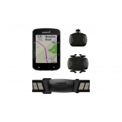 Garmin Edge 520 Plus Bundle Sensori