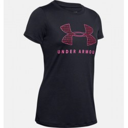 Under Armour Maglia a manica corta UA Tech™ Logo Graphic Crew da donna