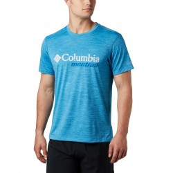 COLUMBIA T-shirt Trinity Trail™ Graphic da uomo  Riptide